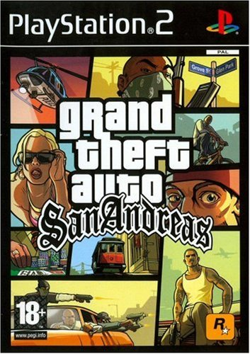 Third Party - GTA San Andreas Occasion  - 5026555302623