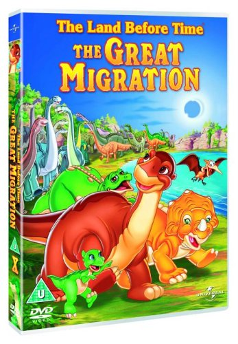 The Land Before Time 10 - The Great Migration