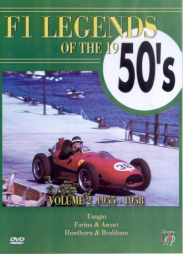 F1 Legends of the 1950's - F1 Legends Of The 1950's - Volume 2 - 1955-1958
