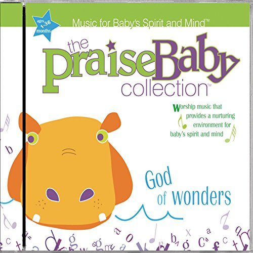 Praise Baby Collection - God of Wonders By Praise Baby Collection