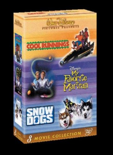 Cool Runnings/My Favourite Martian/Snow Dogs