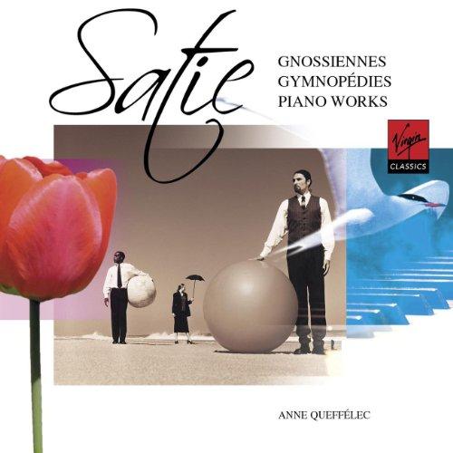 Anne Queffélec - Satie: Gnossiennes, Gymnopédies, Piano Works By Anne Queffelec
