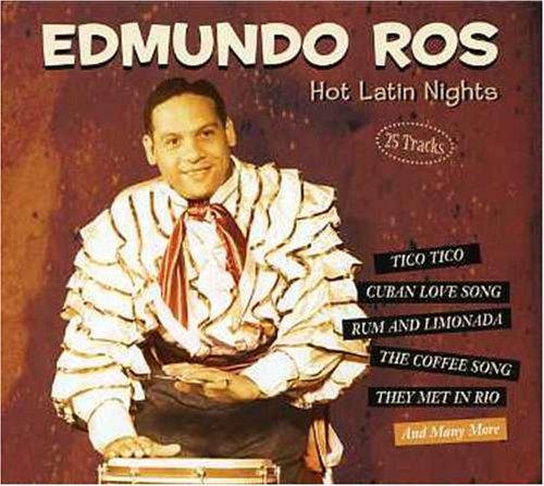 Ros, Edmundo - Hot Latin Nights