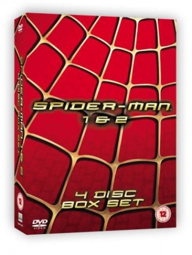 Spider-Man 1 and 2 (Four Disc Box Set)
