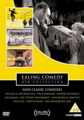 Ealing-Comedy-Collection-DVD-CD-JEVG-FREE-Shipping
