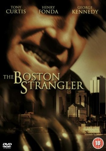 The-Boston-Strangler-DVD-CD-OOVG-FREE-Shipping