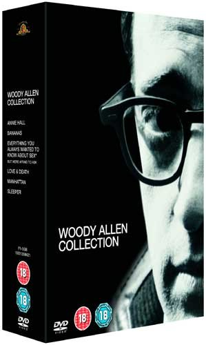 The Woody Allen Collection - Vol. 1 Annie Hall/Bananas/Everything You Always Wanted To Know About Se