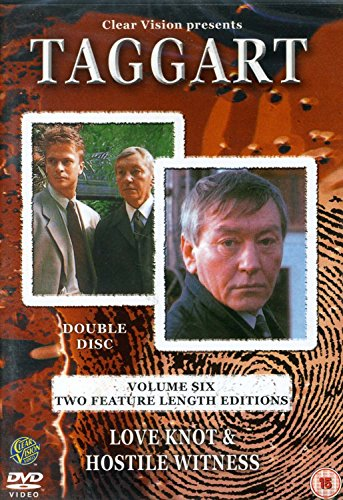 Taggart - Taggart Doubles - Vol. 6: Love Knot/Hostile Witness