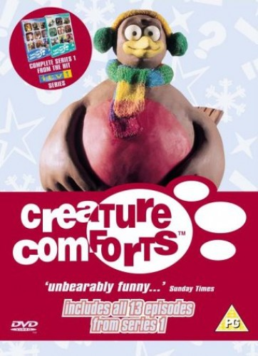 Creature Comforts - Complete Series 1