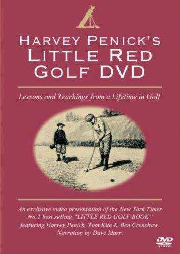 Harvey Penick's Little Red Golf DVD