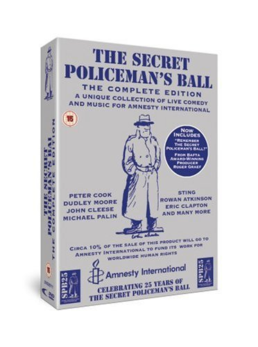 The Secret Policeman's Ball: 25th Anniversary