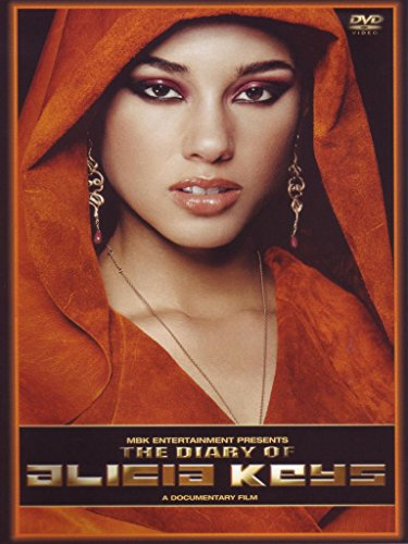 Alicia-Keys-The-Diaries-DVD-2002-CD-2UVG-FREE-Shipping