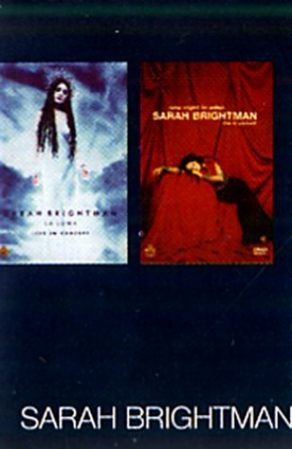 Sarah Brightman - Sarah Brightman: La Luna Live In Concert/One Night In Eden Live