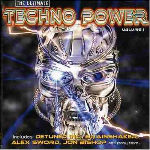 Various Artists - Ultimate Techno Power, The - Volume 1