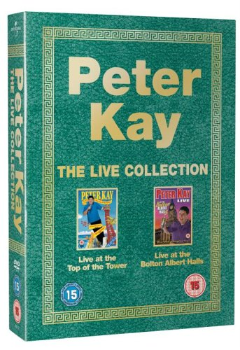 Peter Kay: Live Collection