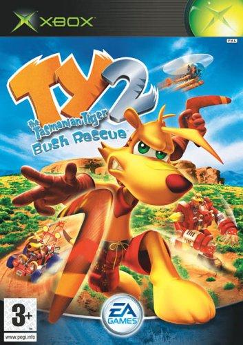 Ty The Tasmanian Tiger 2 (Xbox)