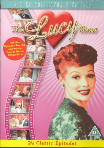 Lucille Ball - The Lucy Show - 24 Classic Episodes