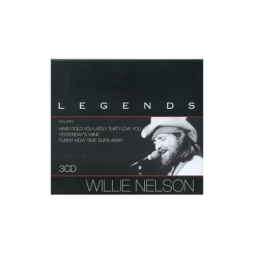 Nelson, Willie - Legends