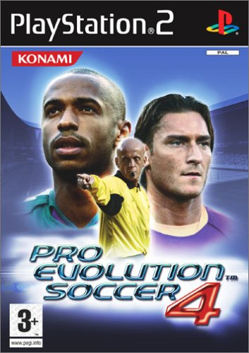 Third Party - PES 2004 : Pro Evolution Soccer  - 4012927025444