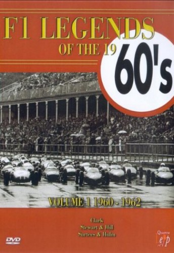 F1 Legends of the 1960's - F1 Legends Of The 1960s - Vol. 1 - 1960-1962