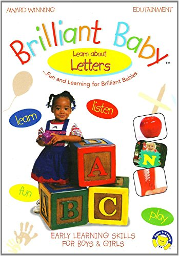 Brilliant Baby - Brilliant Baby - Letters