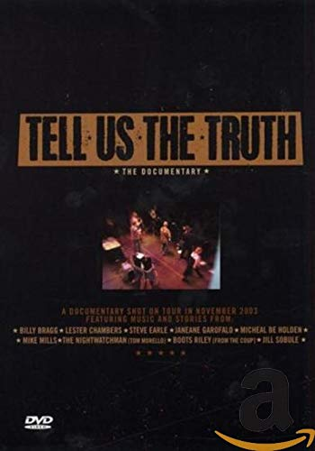Various Artists - Tells Us The Truth - The Live Concert Recording