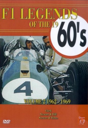 F1 Legends Of The 1960s - Vol. 2 - 1962-1969