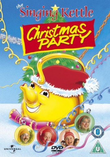 The Singing Kettle: Christmas Party