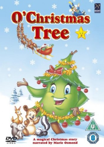 O Christmas Tree Dvd Films At World Of Books