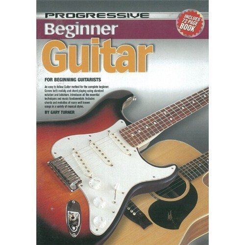 Beginner Guitar: DVD with 64 Page Booklet