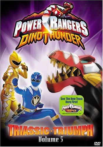 Power Rangers Dino Thunder 5