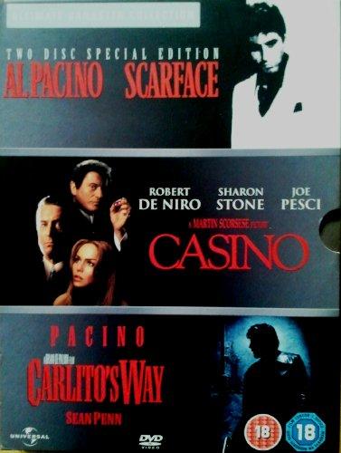 Scarface/Casino/Carlito's Way