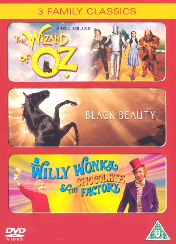 The-Wizard-of-Oz-Black-Beauty-Willy-Wonka-and-the-Chocolate-Fa-CD-T8VG