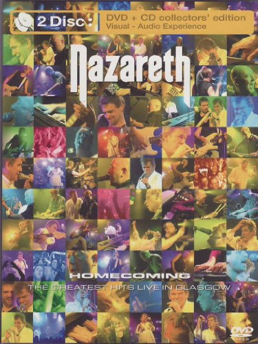 Nazareth - Homecoming - The Greatest Hits Live In Glasgow
