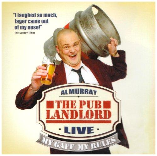 My Gaff My Rules By Al Murray - The Pub Landlord