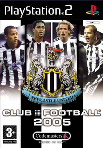 Club Football 2005 - Club Football: Newcastle 2005 (PS2)