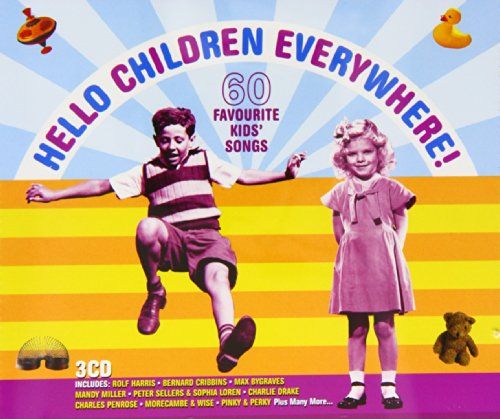 Hello Children Everywhere! By Various Artists
