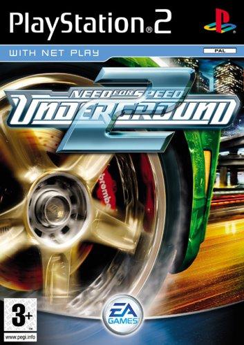Need For Speed Underground 2 (PS2)