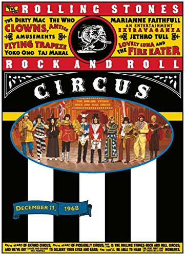 The Rolling Stones: Rock And Roll Circus    |The Rolling Stones - Rock an