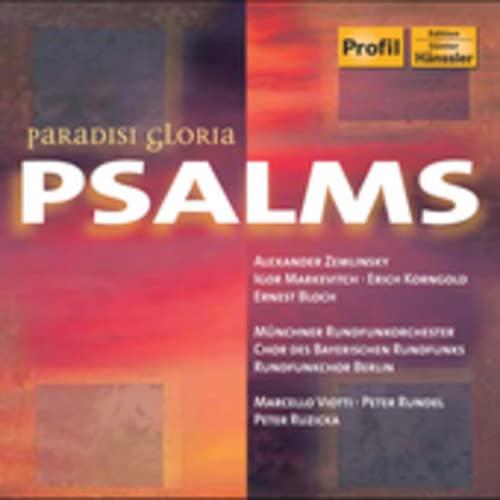 Various Composers - Jewish German Psalms (20th Century)