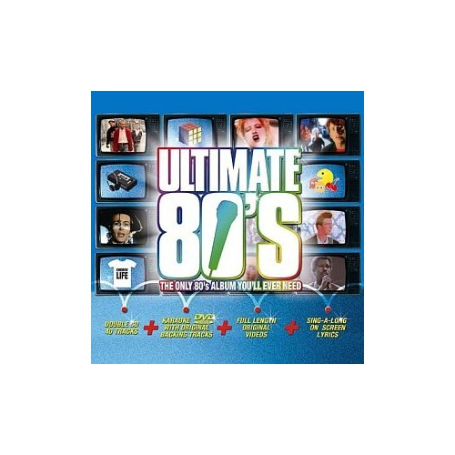 Various Artists - The Ultimate 80's - The only 80's Album You Will Ever Need