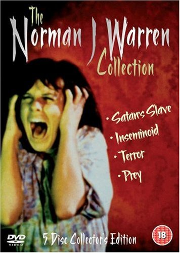 The Norman Warren Collection