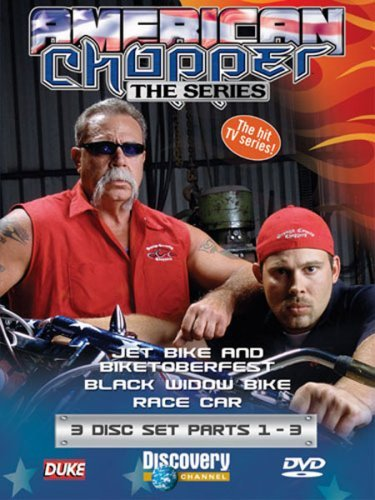 American Chopper: The Series - Parts 1-3