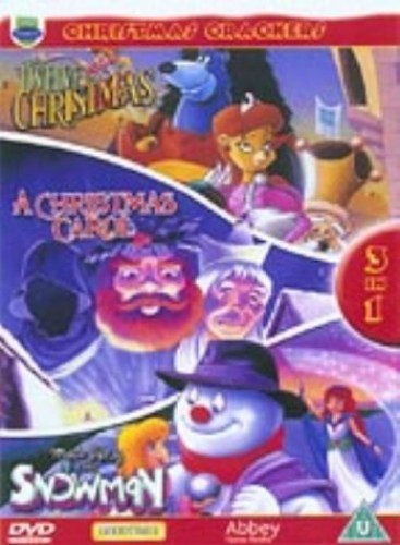 Christmas Crackers - The Twelve Day of Christmas / A Christmas Carol / Magic Gifts of the Snowman [D