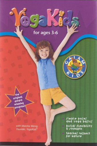 Yoga Kids For Ages 3-6