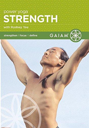 Power-Yoga-Strength-DVD-CD-OAVG-FREE-Shipping
