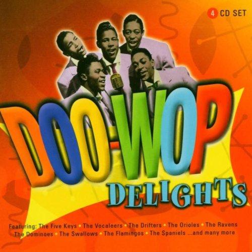 Various Artists - Doo Wop Delights (4CD)