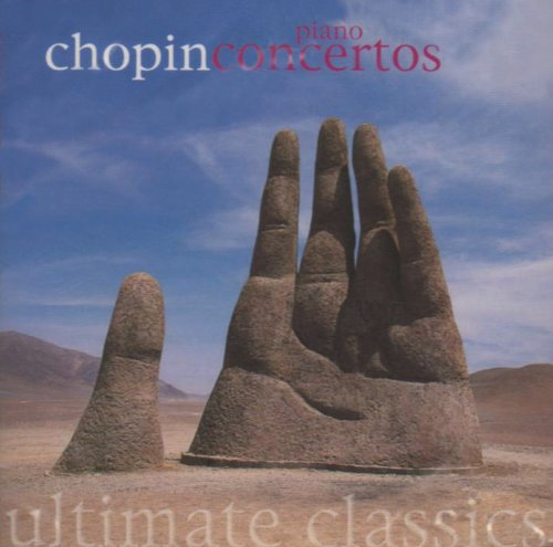 Fryderyk Chopin - Piano Concertos Nos. 1 And 2 By Fryderyk Chopin