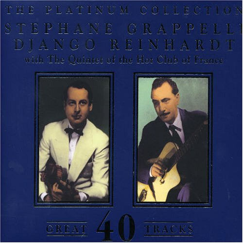 Stephane Grappelli & Django Reinhardt - The Platinum Collection (2CD)