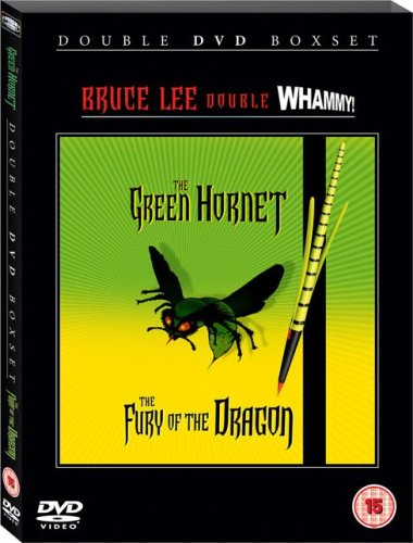 Bruce Lee Double Whammy! - Green Hornet / The Fury of the Dragon